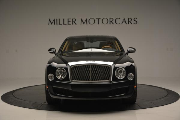 Used 2013 Bentley Mulsanne Le Mans Edition- Number 1 of 48 for sale Sold at Alfa Romeo of Westport in Westport CT 06880 12