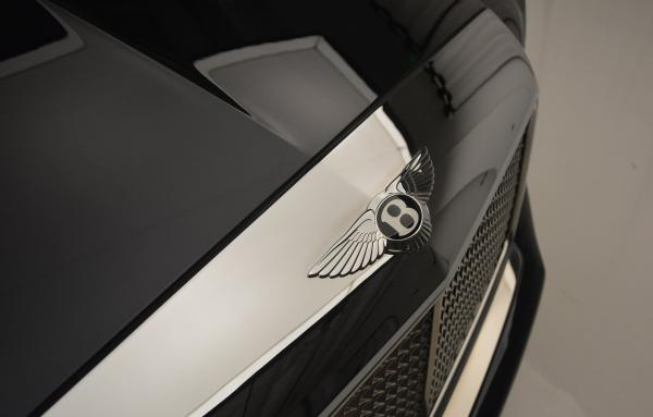 Used 2013 Bentley Mulsanne Le Mans Edition- Number 1 of 48 for sale Sold at Alfa Romeo of Westport in Westport CT 06880 13