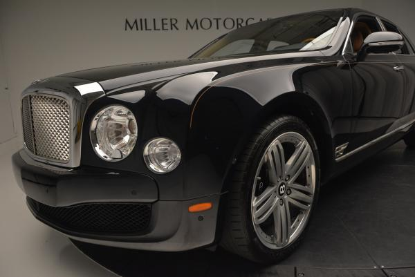 Used 2013 Bentley Mulsanne Le Mans Edition- Number 1 of 48 for sale Sold at Alfa Romeo of Westport in Westport CT 06880 15