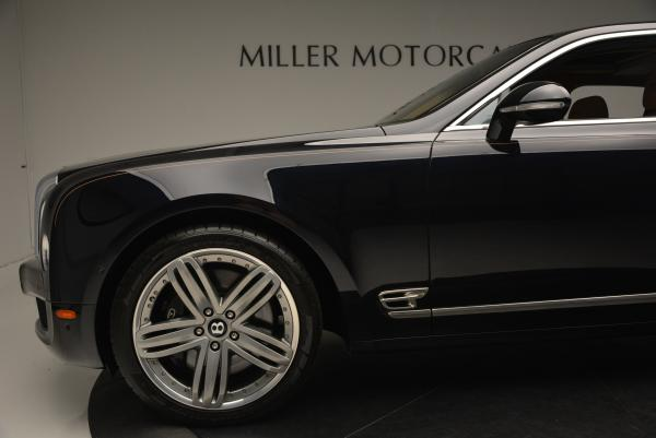 Used 2013 Bentley Mulsanne Le Mans Edition- Number 1 of 48 for sale Sold at Alfa Romeo of Westport in Westport CT 06880 16