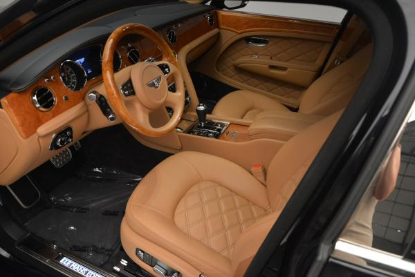 Used 2013 Bentley Mulsanne Le Mans Edition- Number 1 of 48 for sale Sold at Alfa Romeo of Westport in Westport CT 06880 18