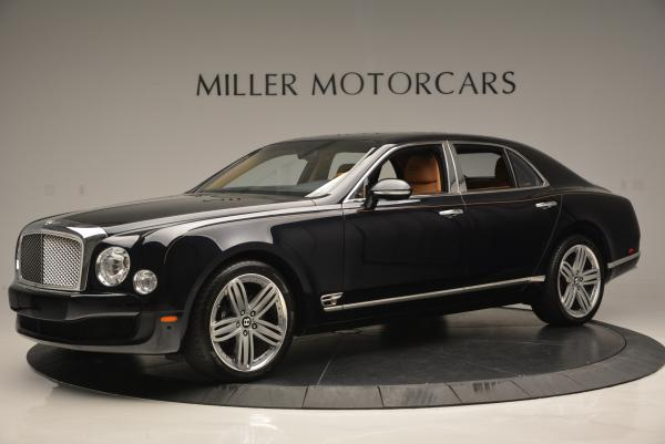 Used 2013 Bentley Mulsanne Le Mans Edition- Number 1 of 48 for sale Sold at Alfa Romeo of Westport in Westport CT 06880 2
