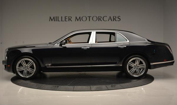 Used 2013 Bentley Mulsanne Le Mans Edition- Number 1 of 48 for sale Sold at Alfa Romeo of Westport in Westport CT 06880 3