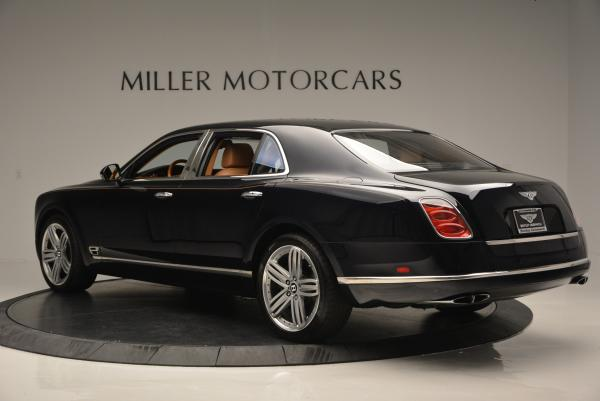 Used 2013 Bentley Mulsanne Le Mans Edition- Number 1 of 48 for sale Sold at Alfa Romeo of Westport in Westport CT 06880 4