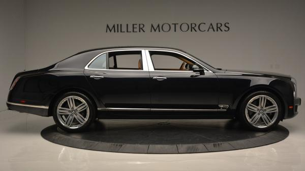 Used 2013 Bentley Mulsanne Le Mans Edition- Number 1 of 48 for sale Sold at Alfa Romeo of Westport in Westport CT 06880 9