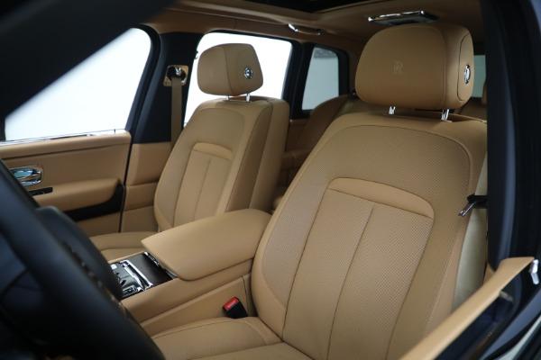 Used 2020 Rolls-Royce Cullinan for sale Call for price at Alfa Romeo of Westport in Westport CT 06880 13
