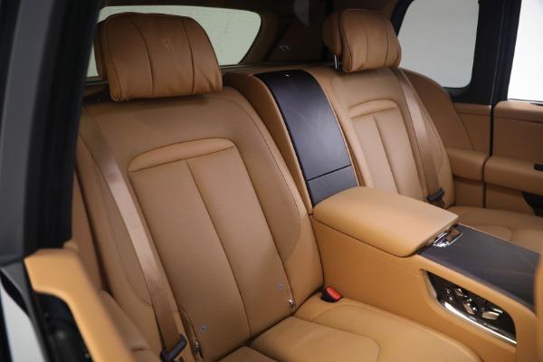 Used 2020 Rolls-Royce Cullinan for sale Call for price at Alfa Romeo of Westport in Westport CT 06880 17