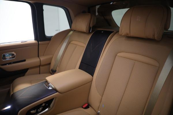Used 2020 Rolls-Royce Cullinan for sale Call for price at Alfa Romeo of Westport in Westport CT 06880 18