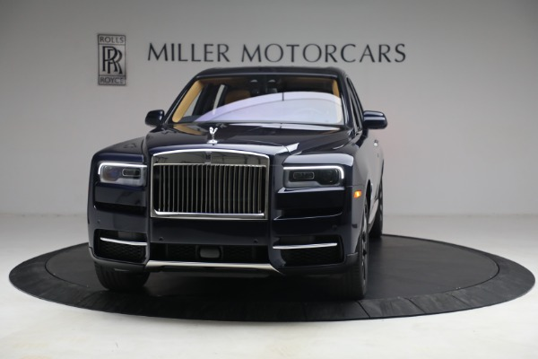 Used 2020 Rolls-Royce Cullinan for sale Call for price at Alfa Romeo of Westport in Westport CT 06880 2