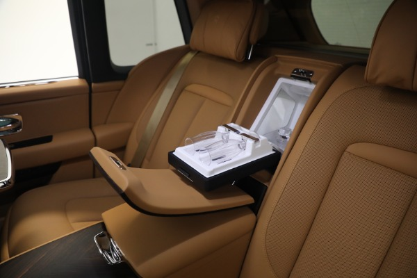 Used 2020 Rolls-Royce Cullinan for sale Call for price at Alfa Romeo of Westport in Westport CT 06880 21