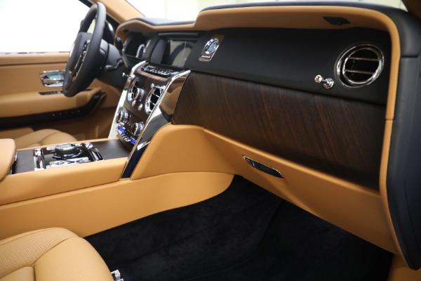 Used 2020 Rolls-Royce Cullinan for sale Call for price at Alfa Romeo of Westport in Westport CT 06880 23