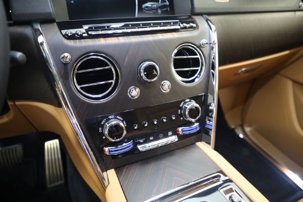 Used 2020 Rolls-Royce Cullinan for sale Call for price at Alfa Romeo of Westport in Westport CT 06880 24