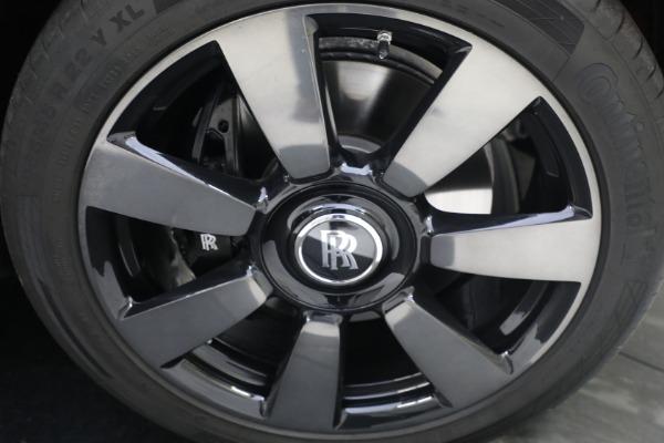 Used 2020 Rolls-Royce Cullinan for sale Call for price at Alfa Romeo of Westport in Westport CT 06880 28