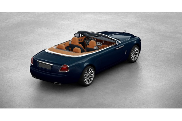 New 2020 Rolls-Royce Dawn for sale Sold at Alfa Romeo of Westport in Westport CT 06880 3