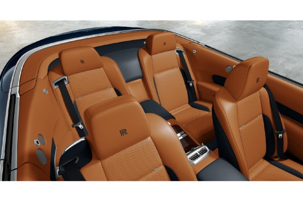 New 2020 Rolls-Royce Dawn for sale Sold at Alfa Romeo of Westport in Westport CT 06880 6
