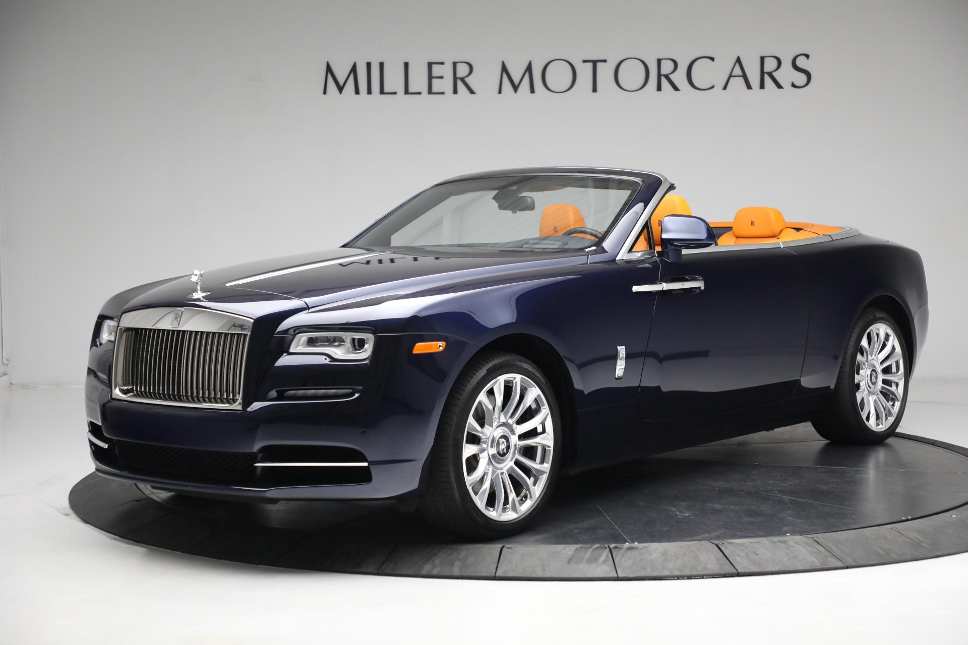 New 2020 Rolls-Royce Dawn for sale Sold at Alfa Romeo of Westport in Westport CT 06880 1