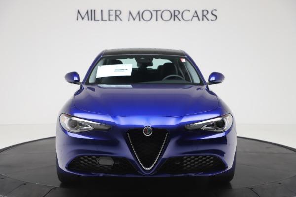 New 2020 Alfa Romeo Giulia Ti Q4 for sale $49,245 at Alfa Romeo of Westport in Westport CT 06880 12