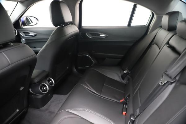 New 2020 Alfa Romeo Giulia Ti Q4 for sale $37,900 at Alfa Romeo of Westport in Westport CT 06880 19