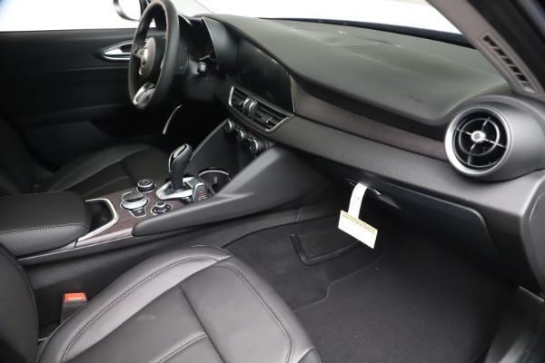 New 2020 Alfa Romeo Giulia Ti Q4 for sale $37,900 at Alfa Romeo of Westport in Westport CT 06880 22