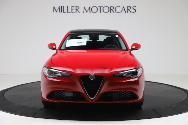 New 2020 Alfa Romeo Giulia Ti Q4 for sale $47,745 at Alfa Romeo of Westport in Westport CT 06880 11