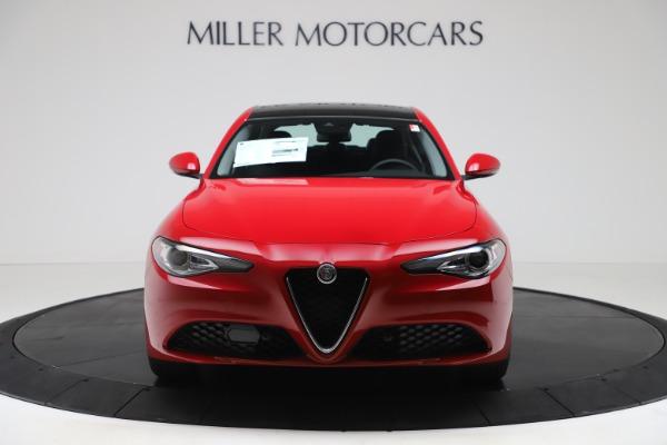 New 2020 Alfa Romeo Giulia Ti Q4 for sale $42,745 at Alfa Romeo of Westport in Westport CT 06880 11