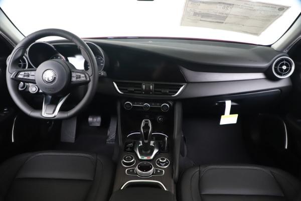 New 2020 Alfa Romeo Giulia Ti Q4 for sale $42,745 at Alfa Romeo of Westport in Westport CT 06880 15