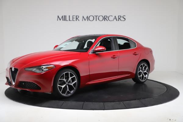 New 2020 Alfa Romeo Giulia Ti Q4 for sale $42,745 at Alfa Romeo of Westport in Westport CT 06880 2