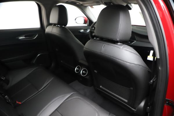 New 2020 Alfa Romeo Giulia Ti Q4 for sale $42,745 at Alfa Romeo of Westport in Westport CT 06880 27