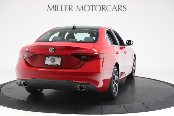 New 2020 Alfa Romeo Giulia Ti Q4 for sale $47,745 at Alfa Romeo of Westport in Westport CT 06880 7