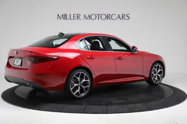New 2020 Alfa Romeo Giulia Ti Q4 for sale $47,745 at Alfa Romeo of Westport in Westport CT 06880 8
