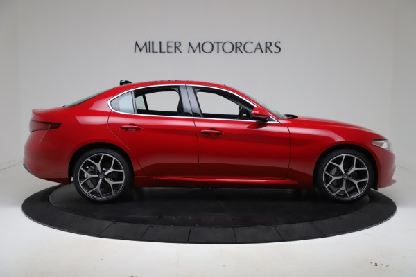 New 2020 Alfa Romeo Giulia Ti Q4 for sale $47,745 at Alfa Romeo of Westport in Westport CT 06880 9