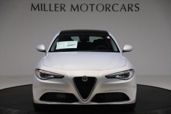 New 2020 Alfa Romeo Giulia Ti Q4 for sale $52,345 at Alfa Romeo of Westport in Westport CT 06880 12