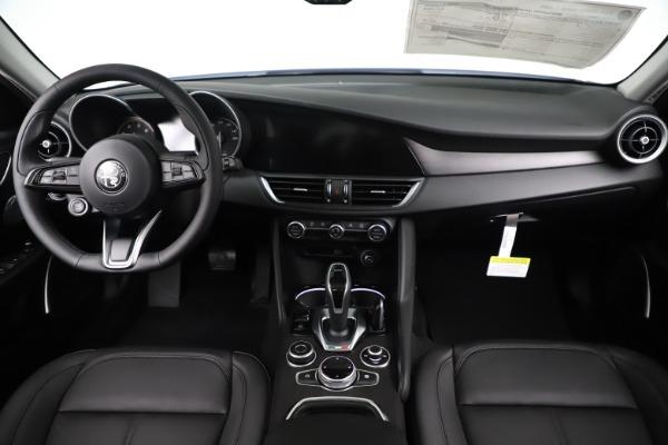 New 2020 Alfa Romeo Giulia Ti Q4 for sale $52,345 at Alfa Romeo of Westport in Westport CT 06880 16