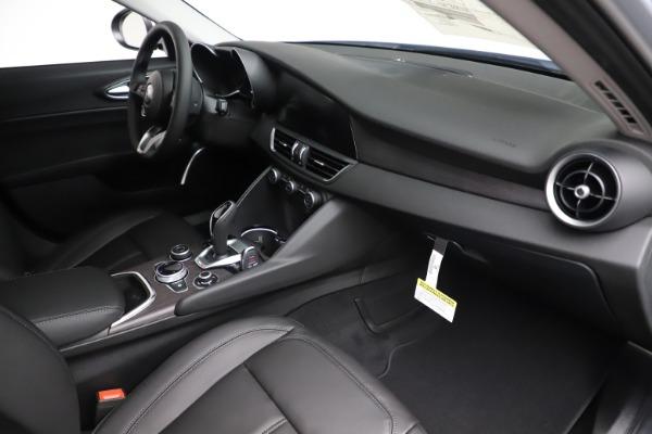 New 2020 Alfa Romeo Giulia Ti Q4 for sale $52,345 at Alfa Romeo of Westport in Westport CT 06880 22