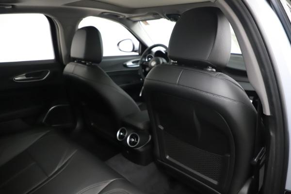 New 2020 Alfa Romeo Giulia Ti Q4 for sale $52,345 at Alfa Romeo of Westport in Westport CT 06880 28