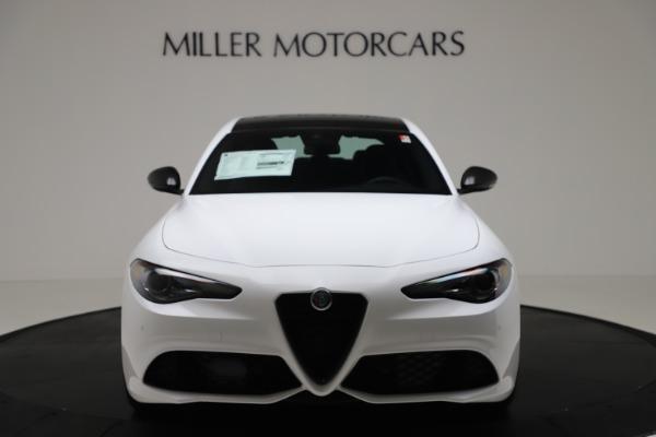 New 2020 Alfa Romeo Giulia Sport Q4 for sale $49,145 at Alfa Romeo of Westport in Westport CT 06880 12