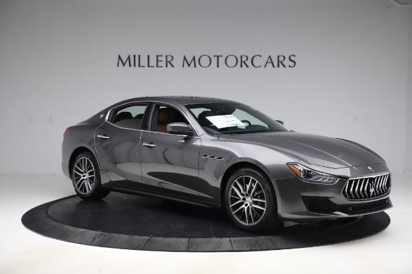 New 2020 Maserati Ghibli S Q4 for sale $82,385 at Alfa Romeo of Westport in Westport CT 06880 10