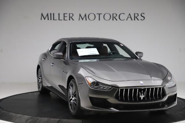 New 2020 Maserati Ghibli S Q4 for sale $82,385 at Alfa Romeo of Westport in Westport CT 06880 11