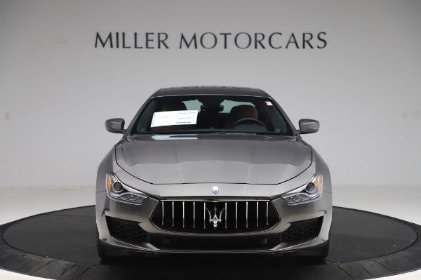New 2020 Maserati Ghibli S Q4 for sale $82,385 at Alfa Romeo of Westport in Westport CT 06880 12