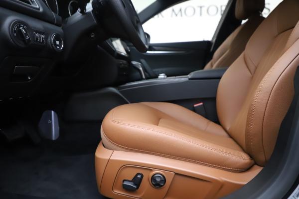New 2020 Maserati Ghibli S Q4 for sale $82,385 at Alfa Romeo of Westport in Westport CT 06880 14