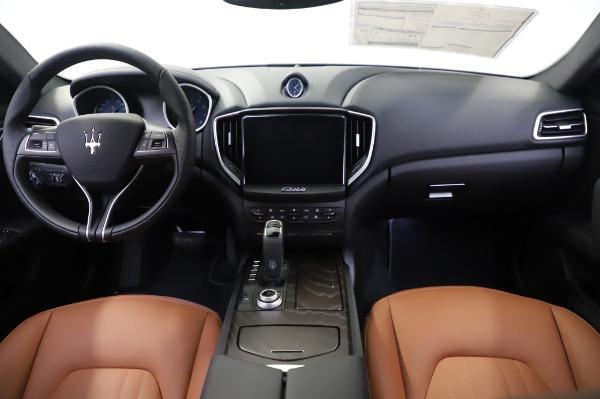 New 2020 Maserati Ghibli S Q4 for sale $82,385 at Alfa Romeo of Westport in Westport CT 06880 16
