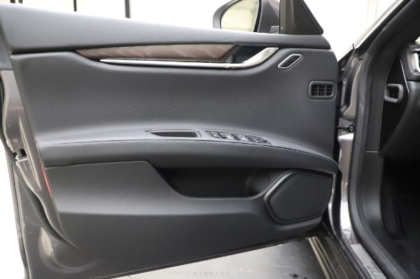 New 2020 Maserati Ghibli S Q4 for sale $82,385 at Alfa Romeo of Westport in Westport CT 06880 17
