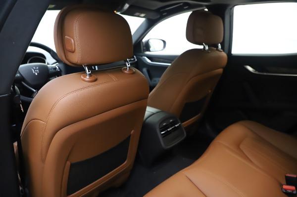 New 2020 Maserati Ghibli S Q4 for sale $82,385 at Alfa Romeo of Westport in Westport CT 06880 20