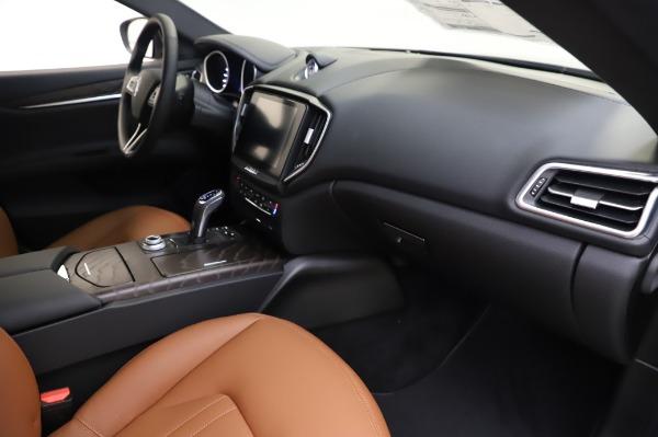 New 2020 Maserati Ghibli S Q4 for sale $82,385 at Alfa Romeo of Westport in Westport CT 06880 22