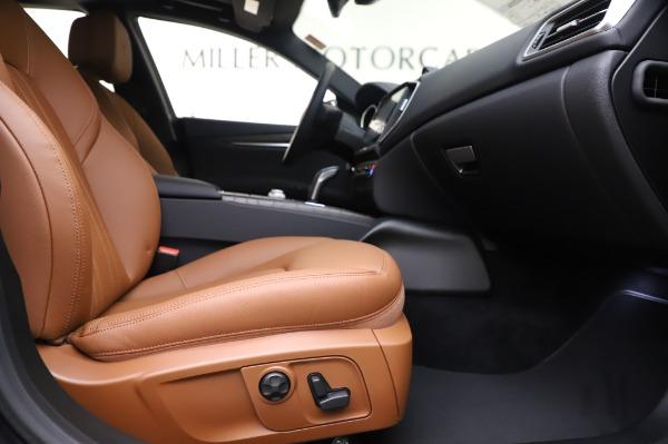New 2020 Maserati Ghibli S Q4 for sale $82,385 at Alfa Romeo of Westport in Westport CT 06880 23