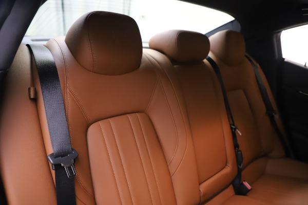 New 2020 Maserati Ghibli S Q4 for sale $82,385 at Alfa Romeo of Westport in Westport CT 06880 26