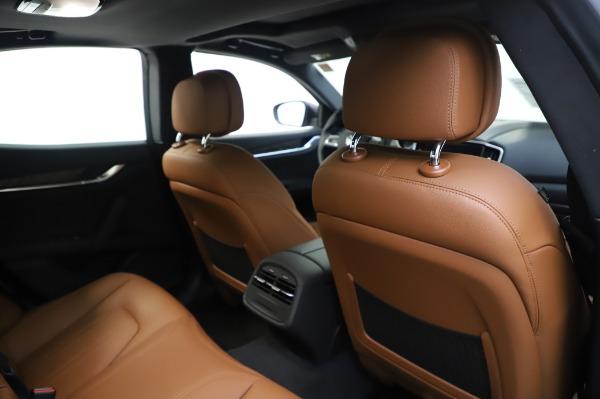 New 2020 Maserati Ghibli S Q4 for sale $82,385 at Alfa Romeo of Westport in Westport CT 06880 28