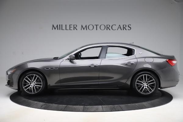 New 2020 Maserati Ghibli S Q4 for sale $82,385 at Alfa Romeo of Westport in Westport CT 06880 3