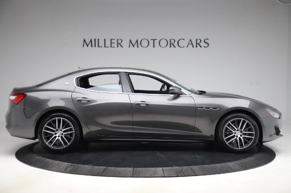 New 2020 Maserati Ghibli S Q4 for sale $82,385 at Alfa Romeo of Westport in Westport CT 06880 9
