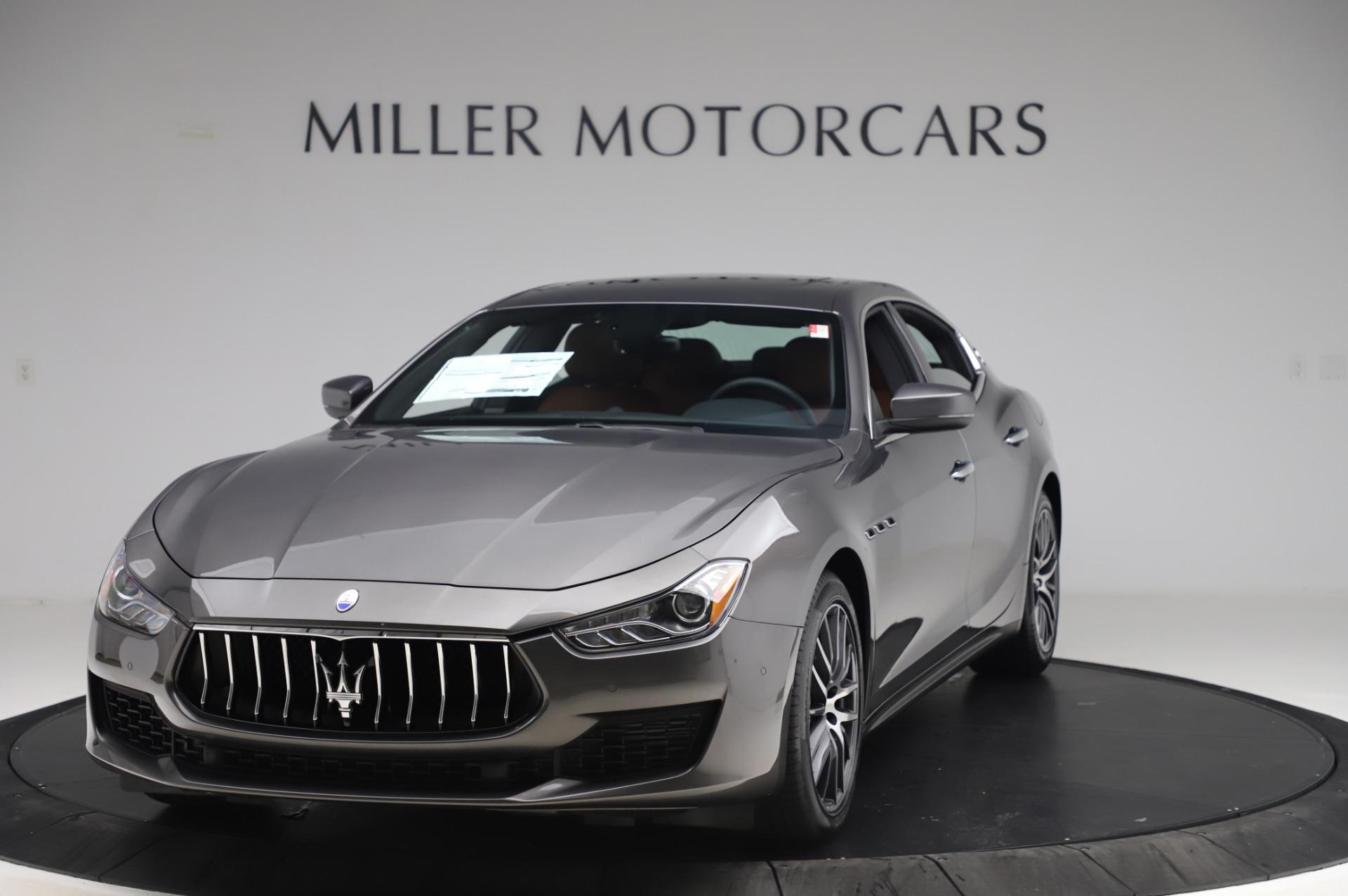 New 2020 Maserati Ghibli S Q4 for sale $82,385 at Alfa Romeo of Westport in Westport CT 06880 1